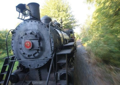 Chehalis Steam Train Rides
