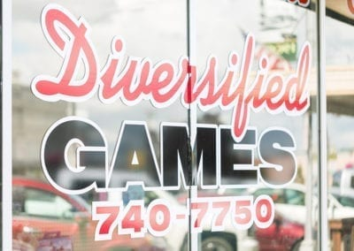 Diversified Games