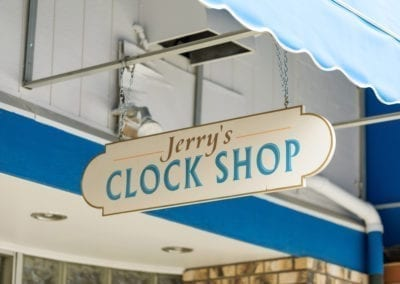 Jerry's Clock Shop