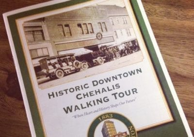 Historic Walking Tour Guides