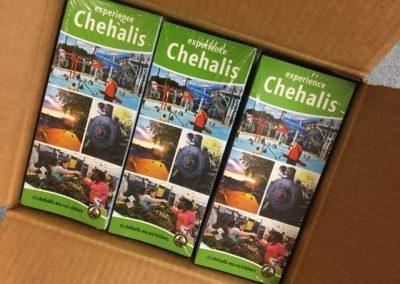Experience Chehalis Brochure