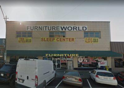 Furniture World Before