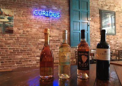 """Curious """"The Bar"""" at Mackinaws"""