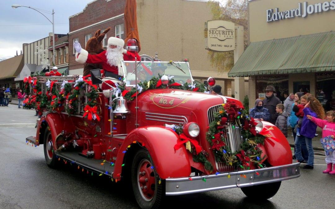 69th Annual Santa Parade
