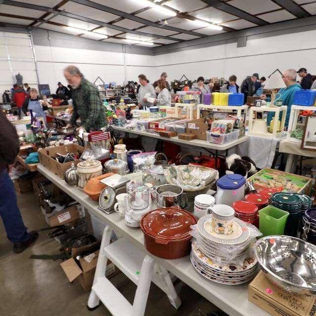 Spring Community Garage Sale - Experience Chehalis