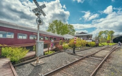 Dine with Dad on the Chehalis-Centralia Railroad
