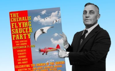 The Chehalis Flying Saucer Party