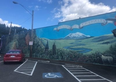 Downtown Murals