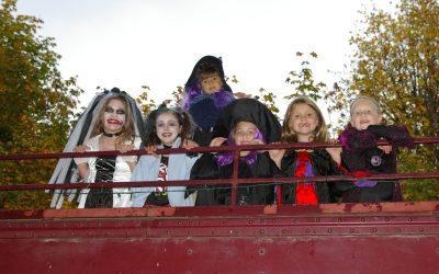 Ride the Rails on the 2019 Pumpkin Train