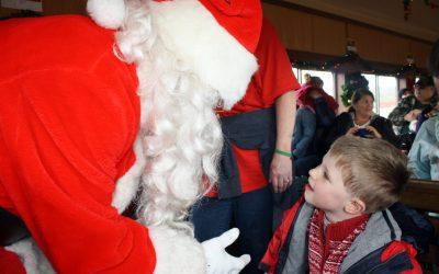 Chehalis-Centralia Railroad and Museum Announces Holiday Train Rides