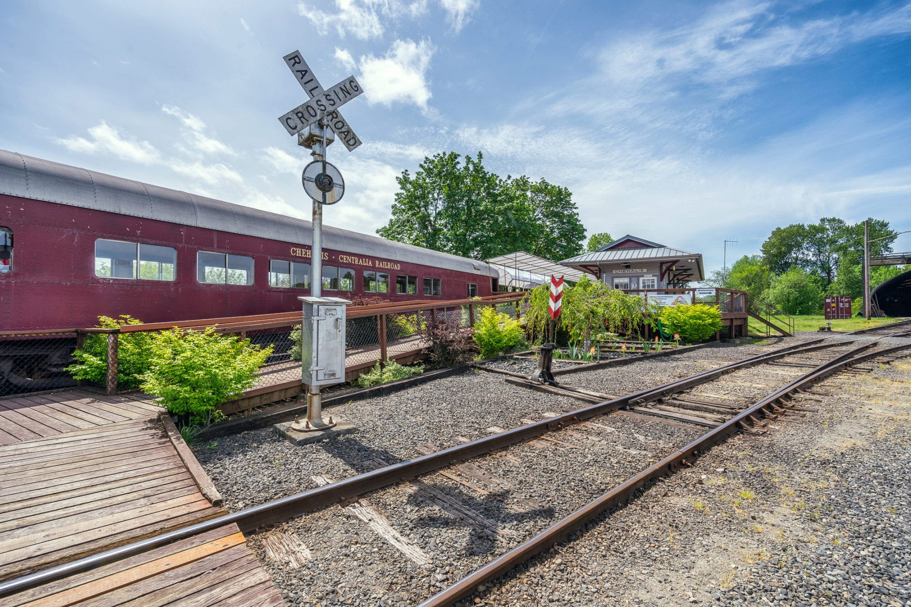 Chehalis Centralia Railroad Announces Season Start Date