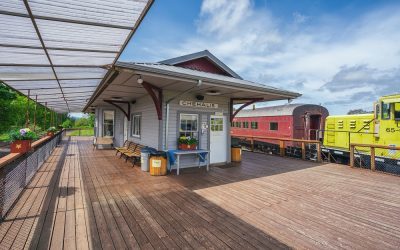 Chehalis Centralia Railroad Announces Spring Excursions