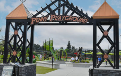 Chehalis Park Renovation Fosters Friendship and Inclusion