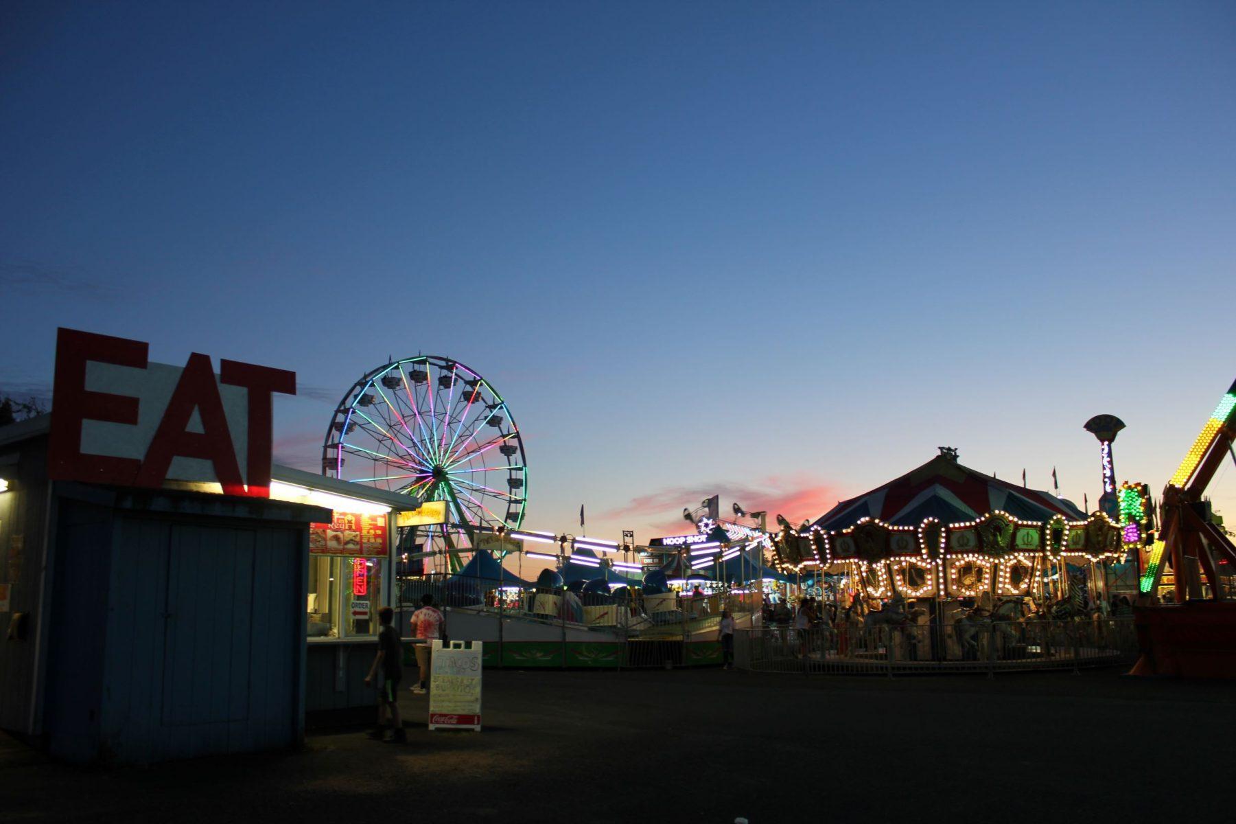 Carnival at the SW Washington Fair